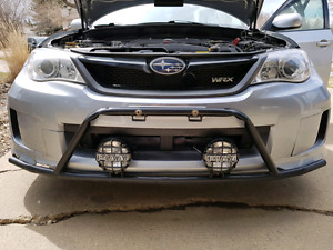 Bash bar/ light bar with PIAA fog lights