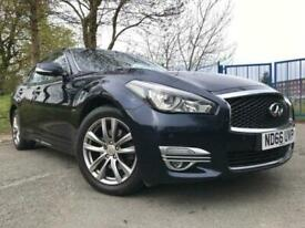 image for 2017 66 INFINITI Q70 2.1 PREMIUM D 4D 168 BHP +2 KEYS+1 FORMER KEEPER+FSH+BLUE+