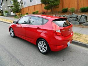 2013 Hyundai Accent Super clean (E TEST+ SAFETY)