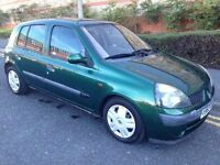 2001 Renault Clio 1.5 dCi Expression 5dr