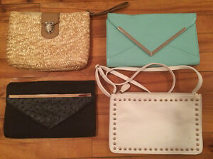 Women's assorted clutches - all for $15 !! :)