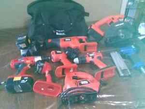 Black & Decker Tool Set