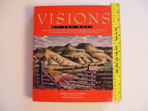 Large Coffee Table Book - Visions of The West