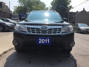 2011 Subaru Forester X Limited Wagon ***NO ACCIDENT***