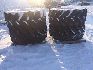 Rogator 600/70R30 Sprayer Tires and Rims Strathcona County Edmonton Area image 2
