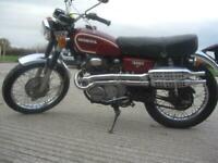 Honda CL350 1971