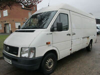 2003 53-REG VOLKSWAGEN LT35 2.5TD LWB HIGH ROOF ( 109bhp ) NO VAT TO PAY