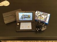 Nintendo 3ds XL Grey with extras