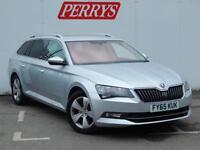 2015 SKODA SUPERB 2.0 TDI CR SE 4X4 5dr