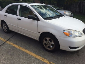 2008 Toyota Corolla CE Limited Edition