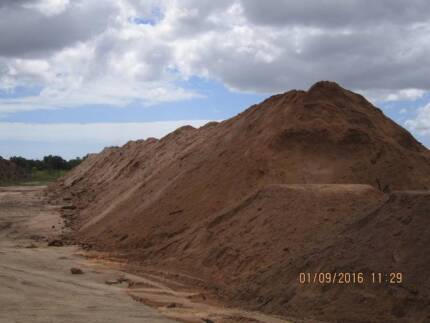 SAND AND SOIL BUSINESS....bring your best offer