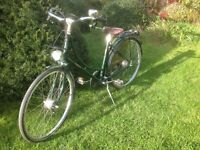 Pashley ladies bike