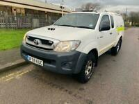 Toyota Hilux HL2 D-4D 4 x 4 Extra Cab. Direct Electricity N/West