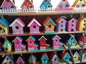 Homemade Birdhouses