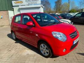 image for 2009 Kia Picanto 1.1 Red 5dr HATCHBACK Petrol Manual