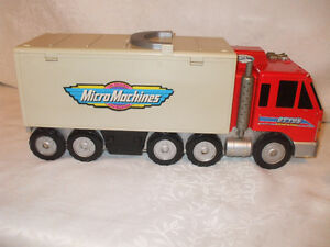 Camion micromachine