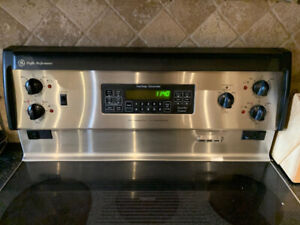"""GE profile electric 30""""  stove for sale!!"""