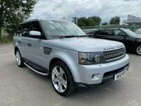2010 Land Rover Range Rover Sport 3.6 TD V8 HSE 5dr SUV Diesel Automatic