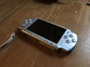 Sony PSP with Select Games