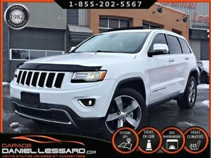Jeep Grand Cherokee ENSEMBLE DE LUXE, 4X4 LIMITED, CUIR, TOIT, +