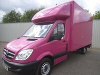 Fast London Removal Company Vans From 15/H Luton Vans and 7.5 Tonne Lorries And Reliable Man.