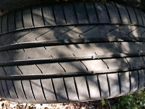 235/55/r19     or 245/35/19   SUMMER TIRES