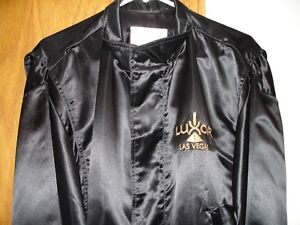 TWO LAS VEGAS SATAN JACKETS, MIRAGE AND LUXOR