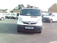 Vauxhall Vivaro 2900 2.0 CDTI 115PS DIESEL MANUAL WHITE (2014)