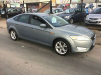 2008/08 Ford Mondeo 2.0 (145) Zetec 5dr h/b ONLY 76958 Miles £4195