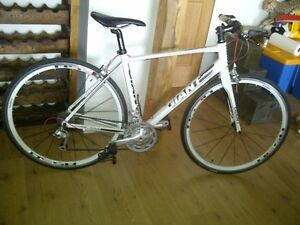 Giant Defy 3 - upgraded - seldomly used