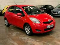 2009 Toyota Yaris 1.33 VVT-i TR 5dr Hatchback Petrol Manual