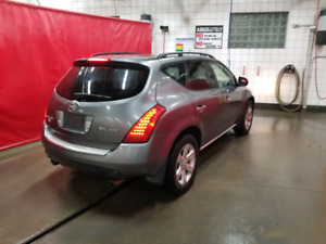07 Murano SE AWD, loaded, remote start, runs & drives great