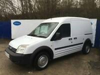 2008 58 Ford Transit Connect 1.8TDCi ( 110PS ) Euro IV T230 LWB LX Diesel Van