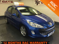 2009 Peugeot 308 1.6 THP Sport - FINANCE FROM ONLY £18 PER WEEK!