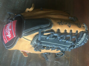 Rawlings PS115W baseball glove- near brand new