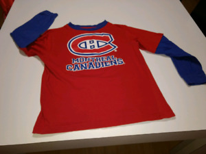 Chandail Pyjama des Canadiens!