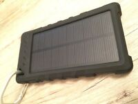 Solar Power External Battery Backup