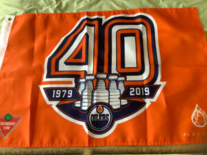 newest 9e1fe 51adf Oilers Flag | Buy New & Used Goods Near You! Find Everything ...