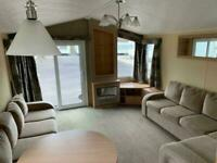 WILLERBY LEGACY 40X12 3 BED D/G C/H STATIC CARAVAN