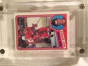 Steve Yzerman rookie card mint-10 O-Pee-Chee West Island Greater Montréal image 1