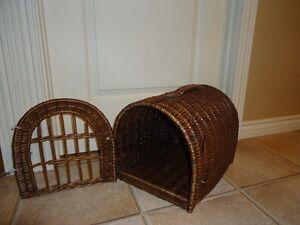 Cage de transport (chat ou petit chien)