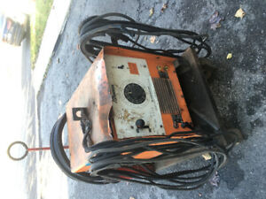 Acklands N250 welder
