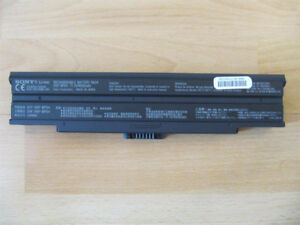 Sony Vaio VGN-BX Series Laptop Battery VGP-BPS4 VGP-BPS4A