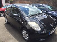 TOYOTA YARIS 1.3 ZINC FULL MOT EXCELLENT CONDITION FIRST TO SEE WILL BUY