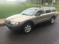 2001 VOLVO V70 CROSS COUNTRY  4X4  AWD ,FAMILIALE  , AUTOMATIQUE