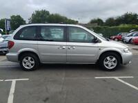 2007 CHRYSLER VOYAGER 2.8 CRD Executive 5dr Auto MPV 7 Seats