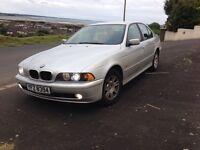 BMW e39 520i 2002 170HP