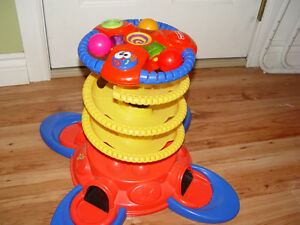Fisher Price Musical Ball Race toy