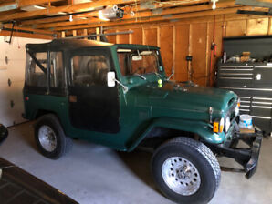 1978 Toyota FJ40 Land Cruiser - REDUCED - END OF SUMMER SPECIAL