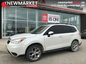 2015 Subaru Forester i Limited w/Tech Pkg  - local - $83.16 /Wk